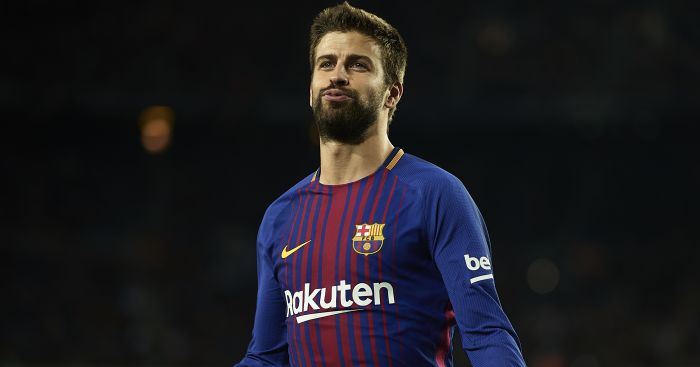 Gerard Piqué willing to miss World Cup 2018 with Spain