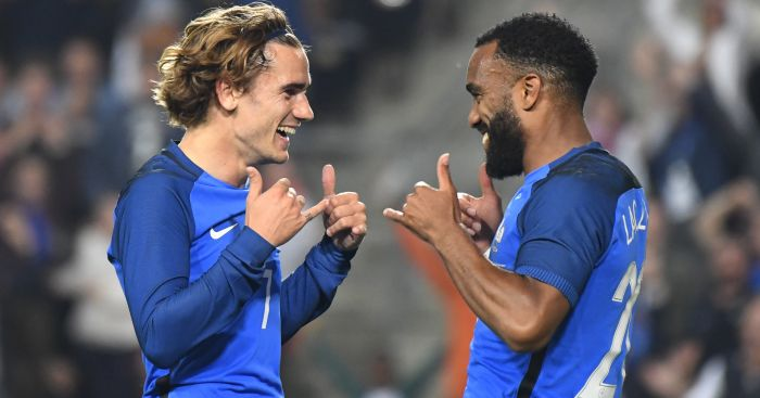 Lacazette: I'm going to ask Griezmann to sign for Arsenal
