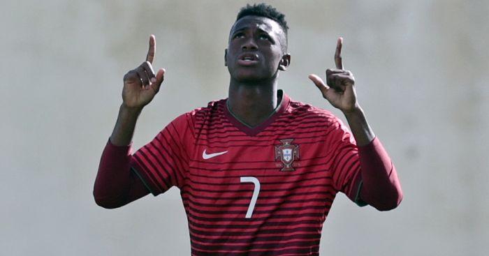 Manchester United sign Umaro Embalo