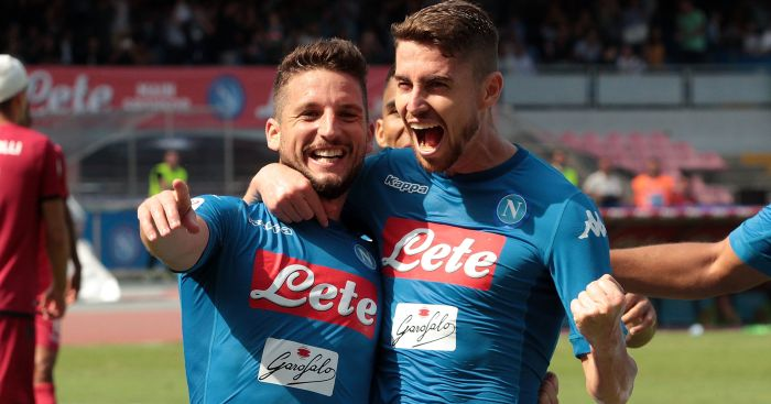 Arsenal to make January move for Napoli midfielder