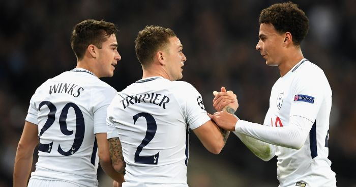 Dele Alli limps out of England squad