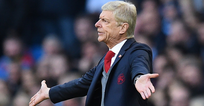 Arsene Wenger drops hint over his next job after Arsenal