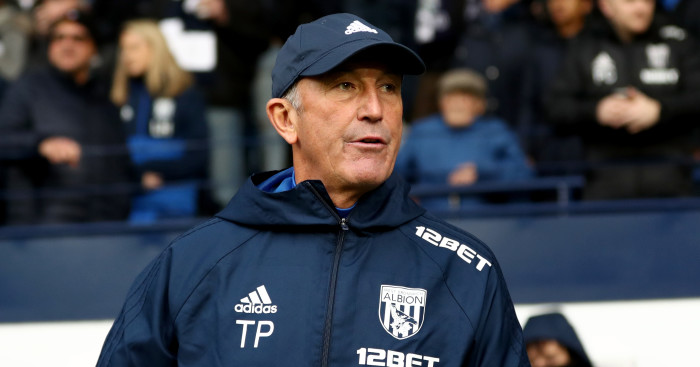 Michael O'Neill favourite for West Brom after Tony Pulis sacked