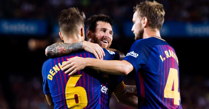 Why I Decided To Bench Messi — Barca Boss