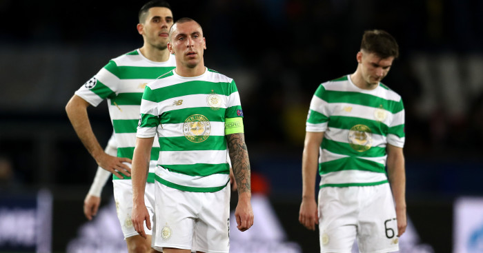 Celtic fans angry over star's performance against PSG: