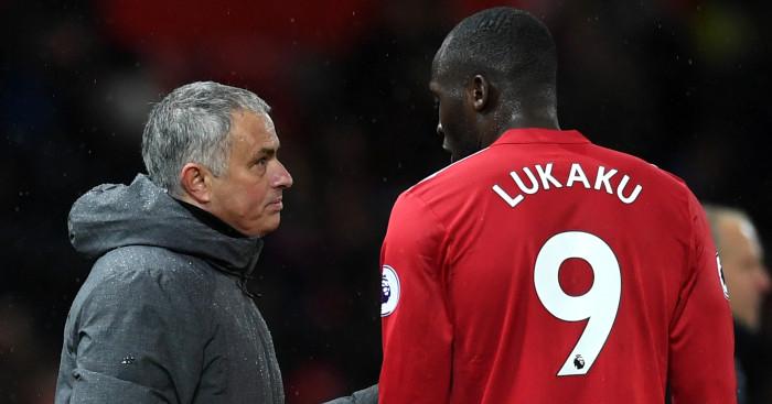 Jose Mourinho: United players need to work harder, follow Lukaku example