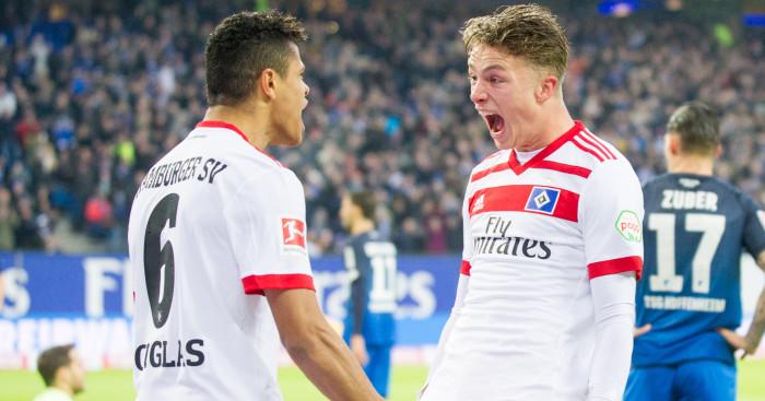 Chelsea Interested In Hamburg Youngster Jann-Fiete Arp