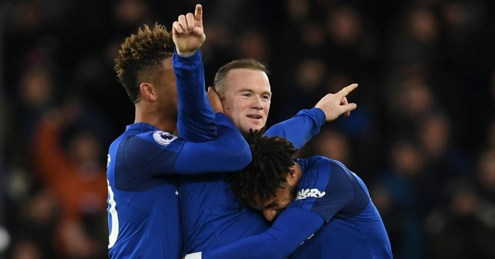 Rooney explains why he chose Everton after Man United departure