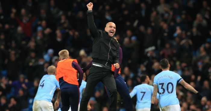 Guardiola's Man City believe they can beat anybody, any time, any place