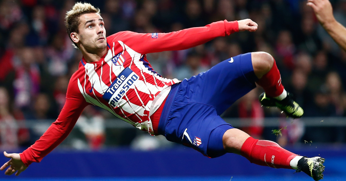 Griezmann apologises for painting himself black for…