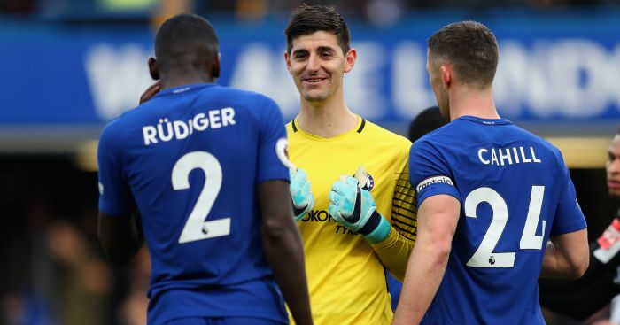 Chelsea willing to let Thibaut Courtois leave on a free transfer
