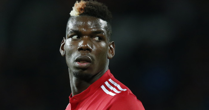Graeme Souness 'canes' Man Utd star Paul Pogba again