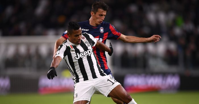 Manchester United will target Juventus' Alex Sandro over Danny Rose in January