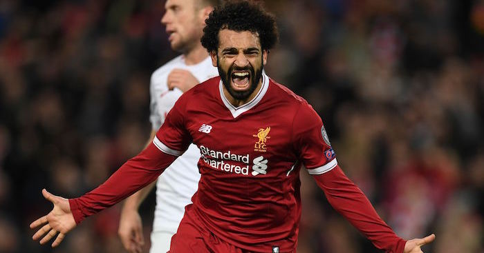 Liverpool star Mohamed Salah named BBC African Footballer of the Year