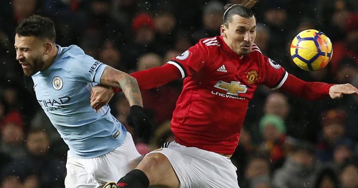 Former Man United defender: 'Zlatan didn't really jump'