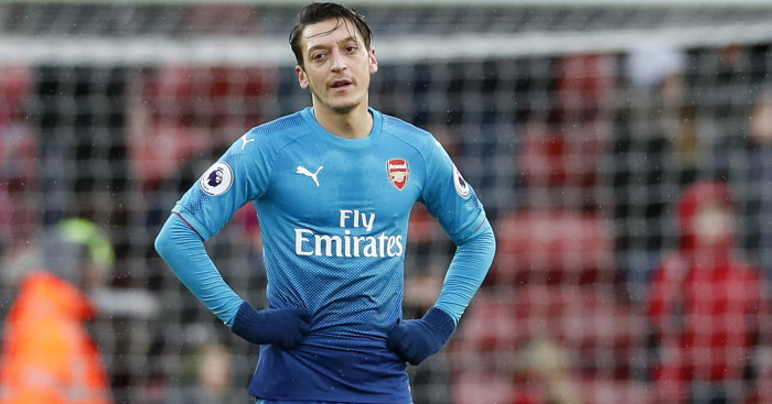 Mesut Ozil Wants Barcelona Answer Soon Ahead Of Making Future Decision