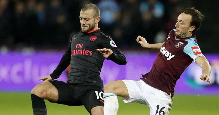 Arsenal unable to find a way past stubborn West Ham