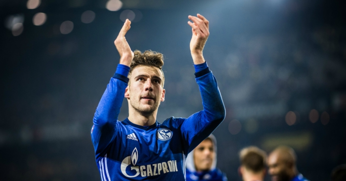 Goretzka to Bayern Munich could see Liverpool go for N'Zonzi transfer