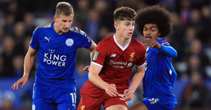Liverpool to loan out Woodburn