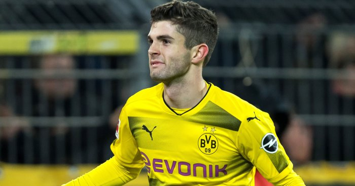 Manchester United set to battle Liverpool for Christian Pulisic