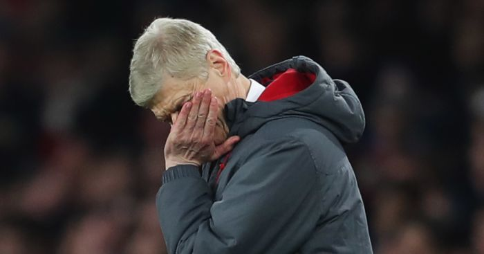 Arsenal left 'paralysed' in nightmare first half vs. Liverpool - Wenger