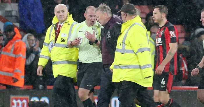 West Ham star Arnautovic slams referee following Bournemouth draw
