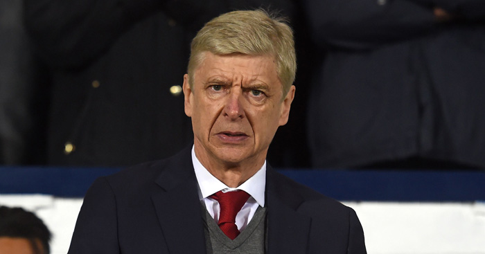 Arsene Wenger denies Arsenal bids for David Luiz and Thomas Lemar