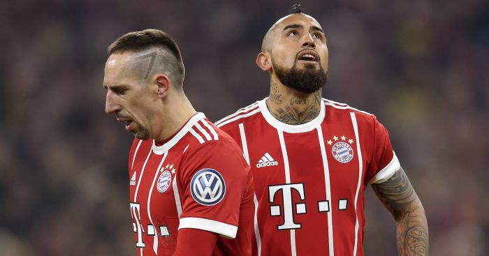 Chelsea boss Antonio Conte talks up Bayern Munich midfielder Arturo Vidal