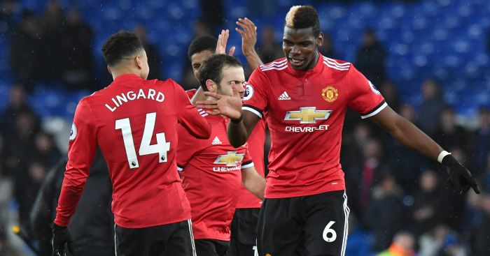 Pogba: Manchester United woke up at Everton