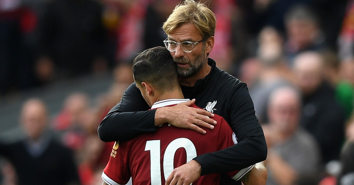 Liverpool Now Considering Philippe Coutinho Sale to Barcelona