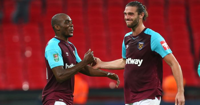 Chelsea eyeing shock move for West Ham forward Carroll