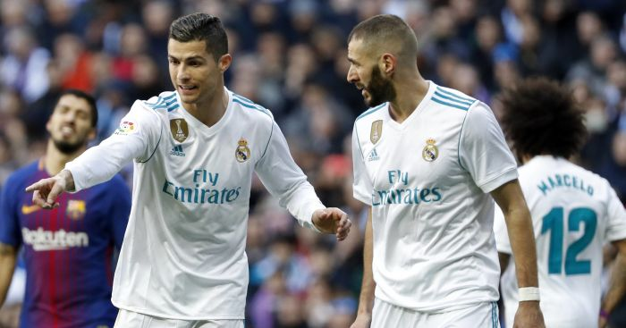 Cristiano Ronaldo reveals how he can help save Zinedine Zidane's job