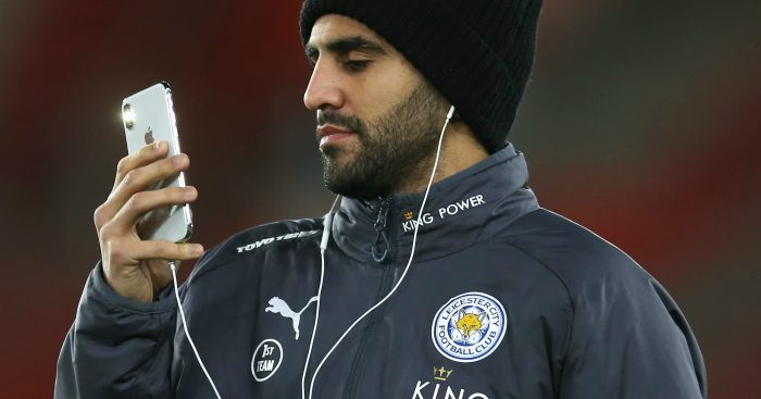 Leicester City boss Claude Puel confident after Riyad Mahrez talks