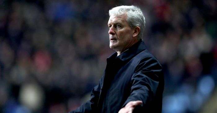 New Saints boss Mark Hughes issues challenge to players