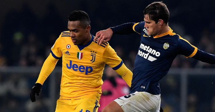 Juventus confirm: 'No Alex Sandro talks'