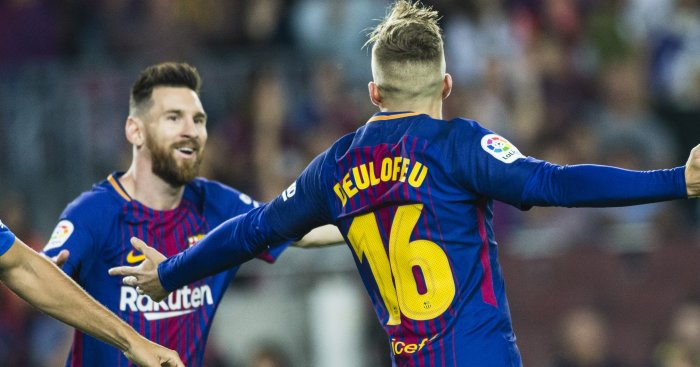 Messi urges barcelona to sell three stars in wake of for Prem league table 99 00