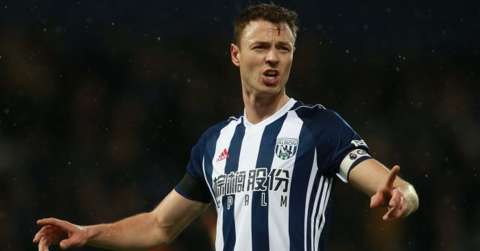 Arsene Wenger Rubbishes Reports Linking Jonny Evans To Arsenal