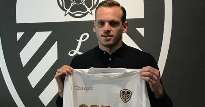 Laurens de Bock: Leeds United sign Club Brugge left-back