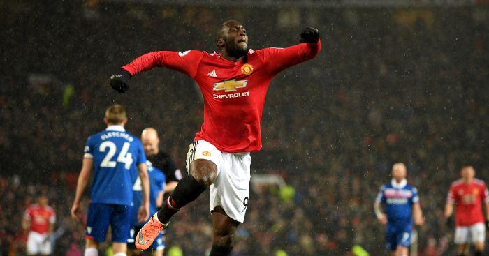 United Beat Stoke To Close Gap At Top