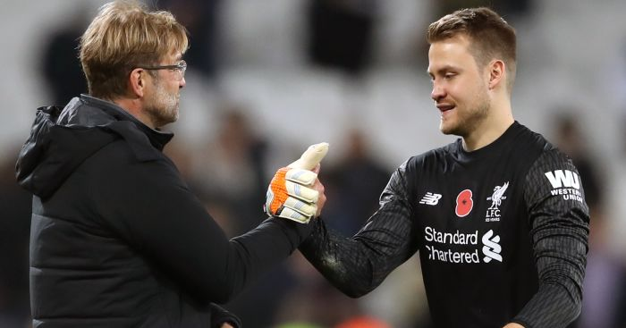 Napoli to slap in €20M bid for unsettled Liverpool keeper Mignolet