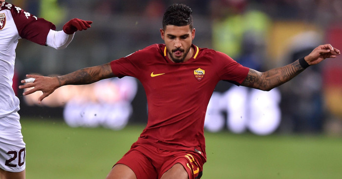 Chelsea close to securing £20m deal for Roma left-back Emerson Palmieri