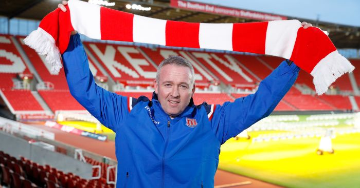 Paul Lambert reveals his delight after landing Stoke job