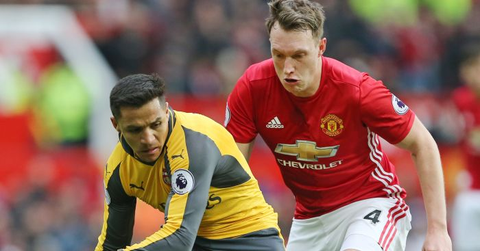 Arsenal 'Made Enquiry' About Another Manchester United Player During Alexis Sanchez Talks