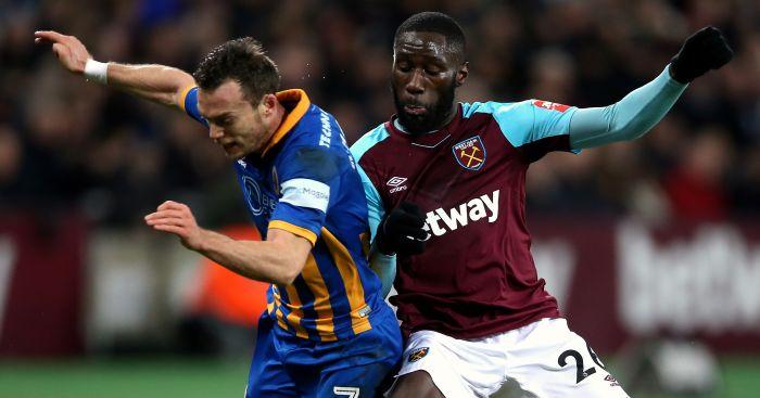 West Ham starlet Burke prefers stay over Bolton loan
