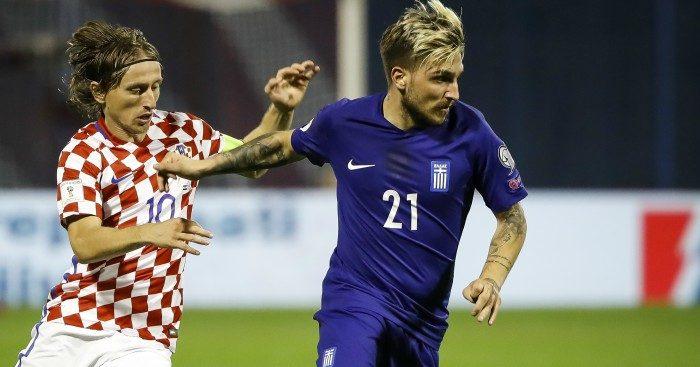 Lambert discusses transfer plans after Stoke sign Greece defender