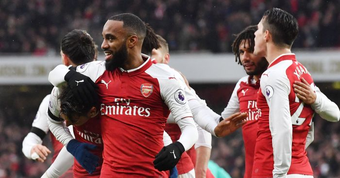 Mohamed ElNeny plays full 90 minutes as Arsenal thrashes Crystal Palace