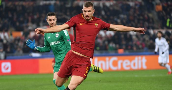 Chelsea edge closer to sealing deal for Edin Dzeko