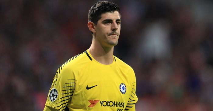 Chelsea star Thibaut Courtois tells Real Madrid he wants to join