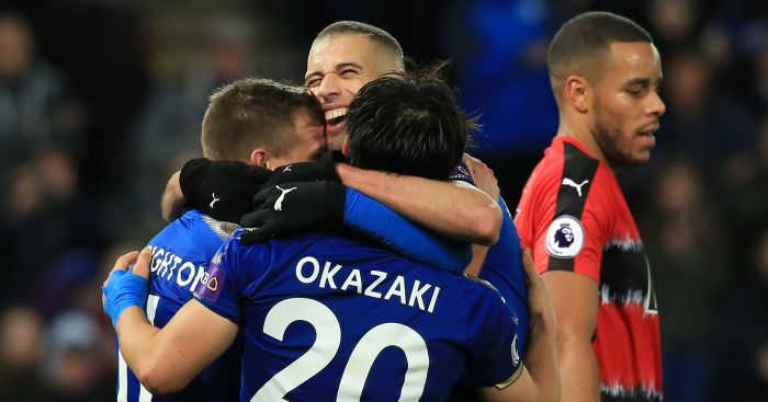 Leicester City willing to loan Islam Slimani to Monaco