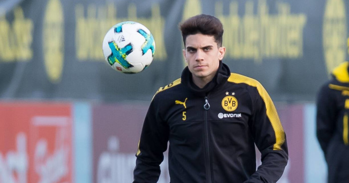 Manchester United Keeping Close Tabs On Marc Bartra